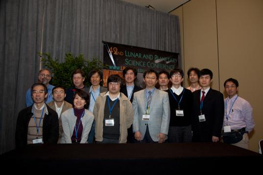 The Hayabusa science team