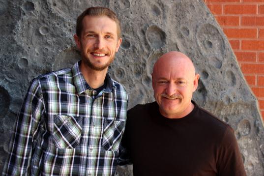 Jason Davis and Mark Kelly
