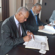 NASA, ISRO sign joint working agreement