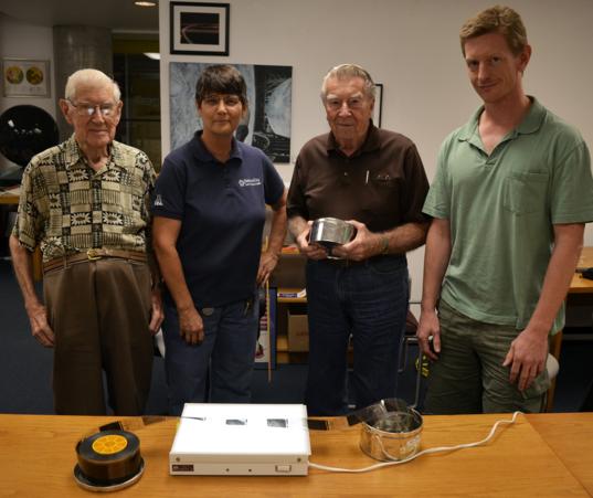 Surveyor digitization project team