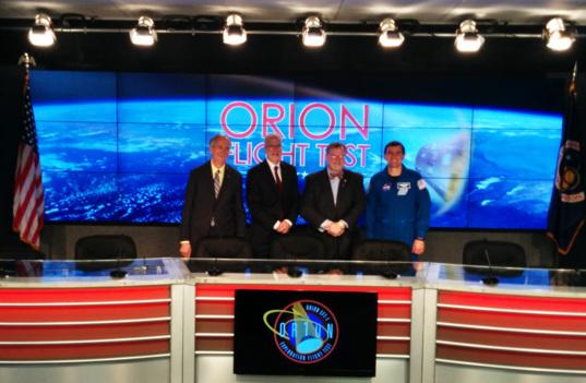 Orion team