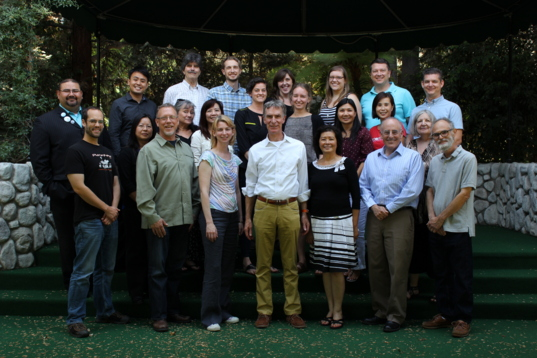 Planetary Society staff and volunteers, August 2014