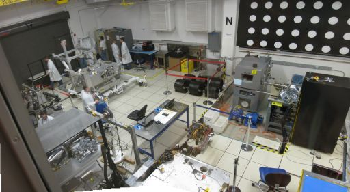 The In Situ Instrument Laboratory, August 25, 2009: MSL development