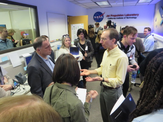 JPL Icy Worlds Day