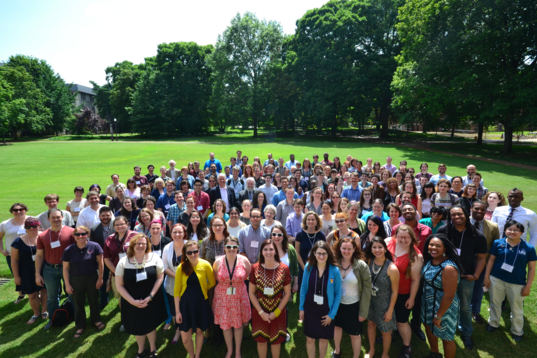 Inclusive Astronomy 2015 conference