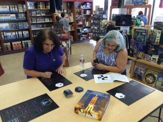 Xtronaut game demonstration