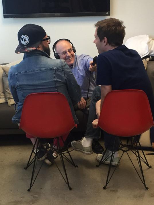 Mat Kaplan interviews Damian Kulash and Tim Nordwind of OK Go