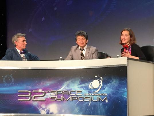2016 Space Symposium Panel