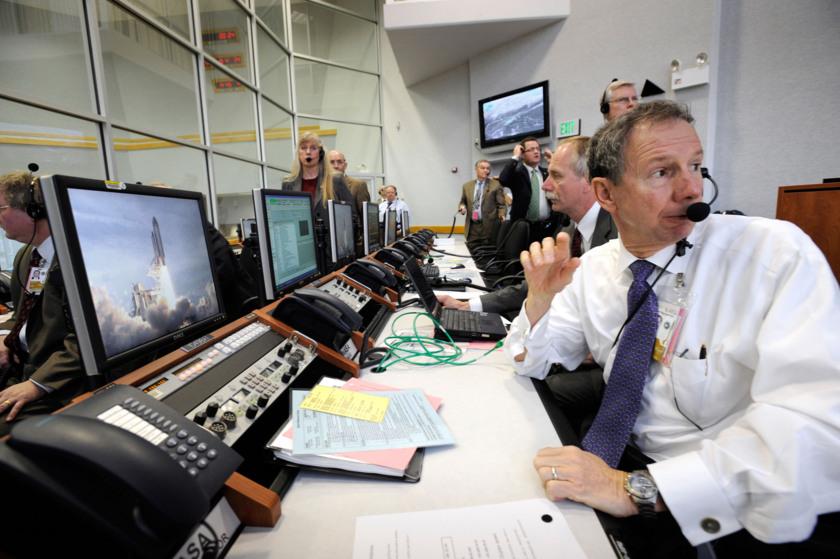 NASA administrator Michael Griffin