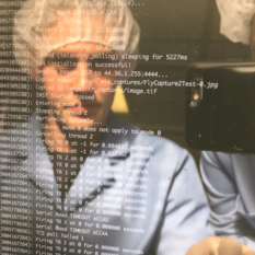 Prox-1 image capture test