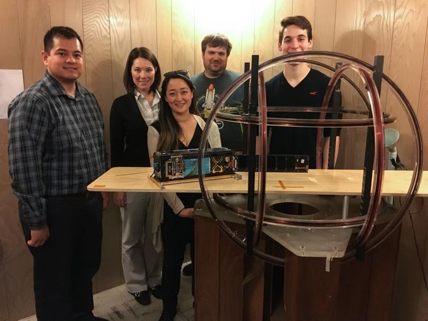 LightSail 2 magnetometer calibration at UCLA IGPP