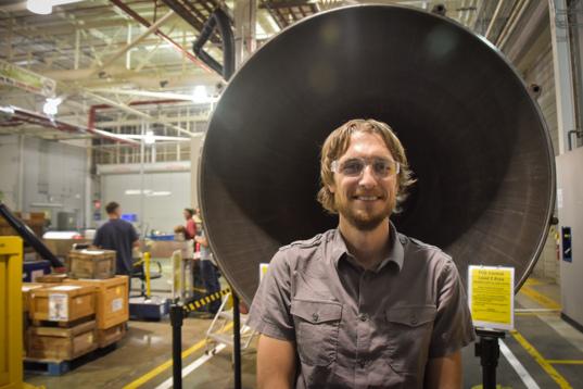 Jason Davis on the #RocketRoadTrip