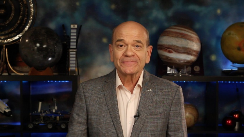 Robert Picardo, host of The Planetary Post