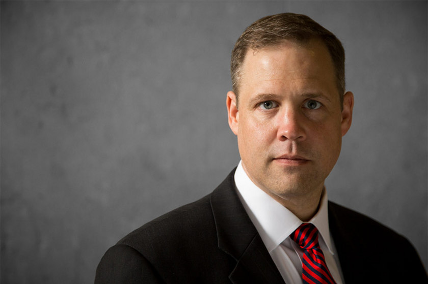 Jim Bridenstine portrait