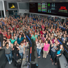 The women of JPL