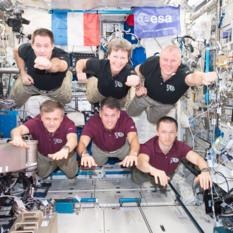 Expedition 50 crew portrait