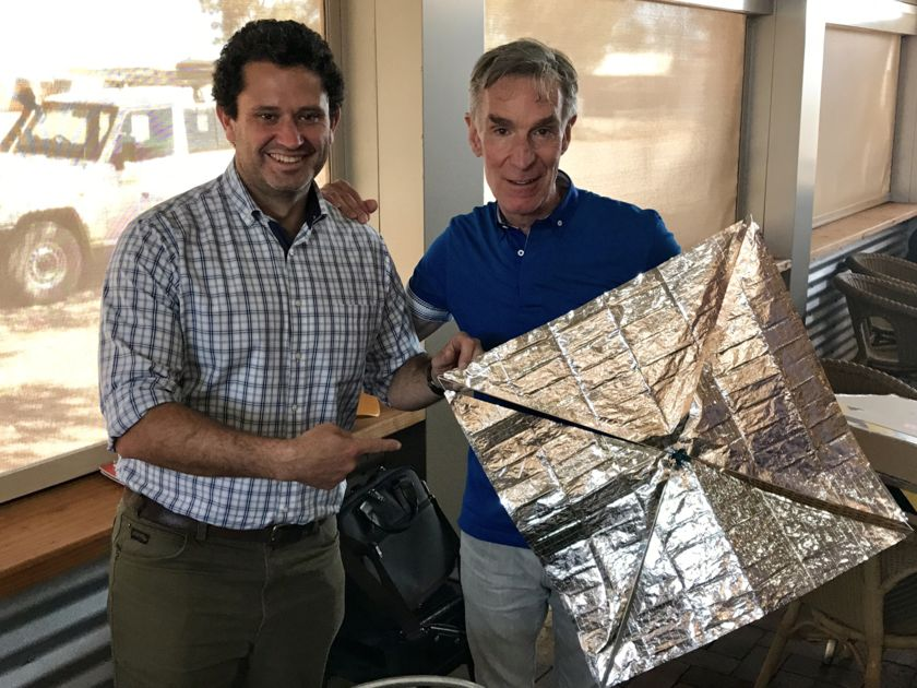 LightSail in Australia