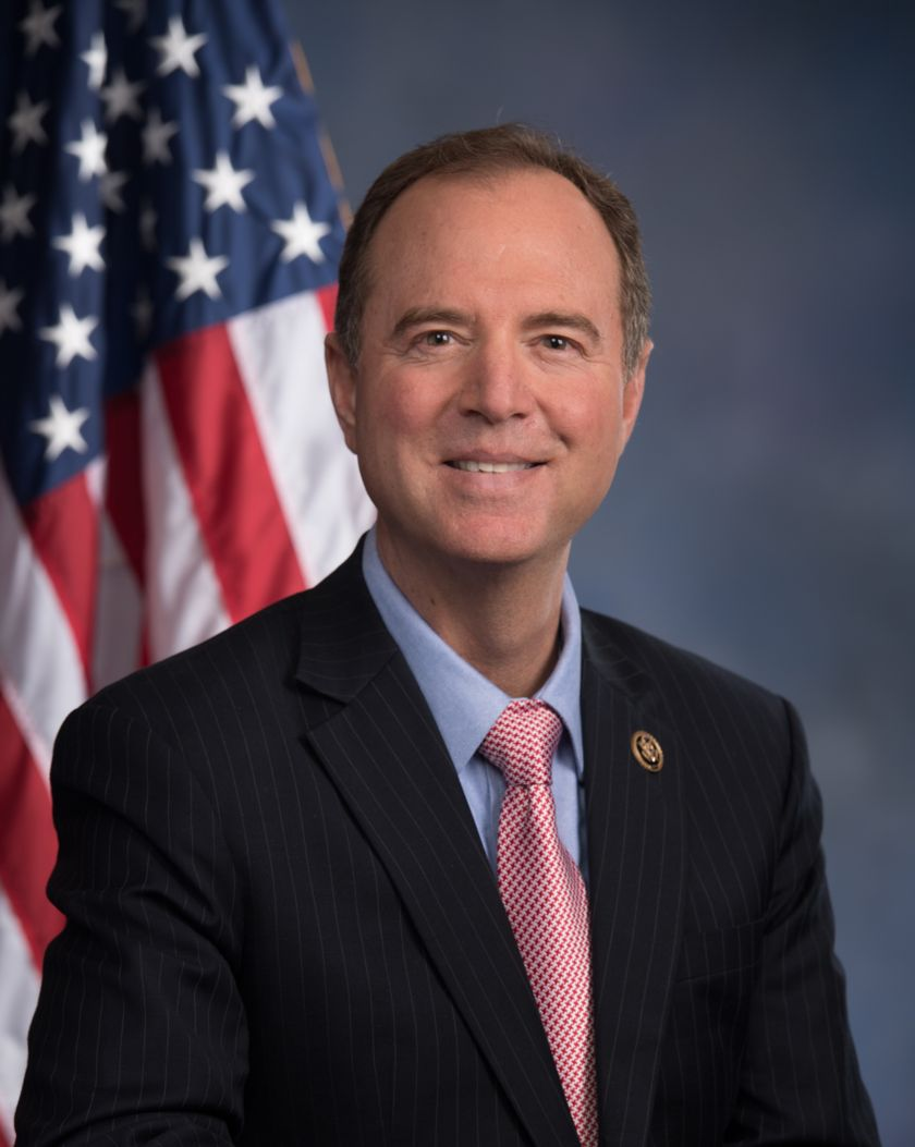 California Congressman Adam Schiff