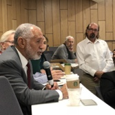 Charles Bolden at the NSS Space Settlement Summit