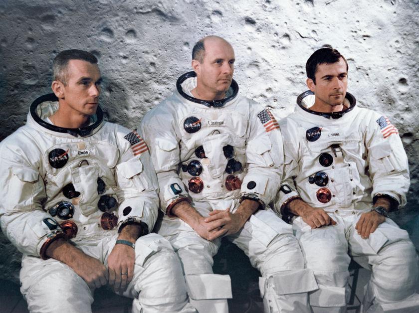 Apollo 10 crew