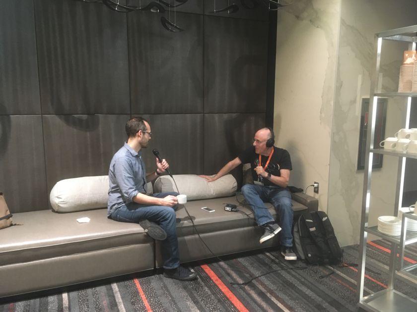 Casey Dreier and Mat Kaplan