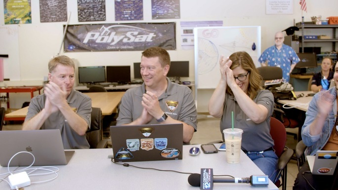 LightSail 2 Mission Control
