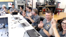 LightSail 2 Mission Control celebrates solar sail deployment-1