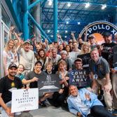 Members Gather at the LightSail 2 Launch