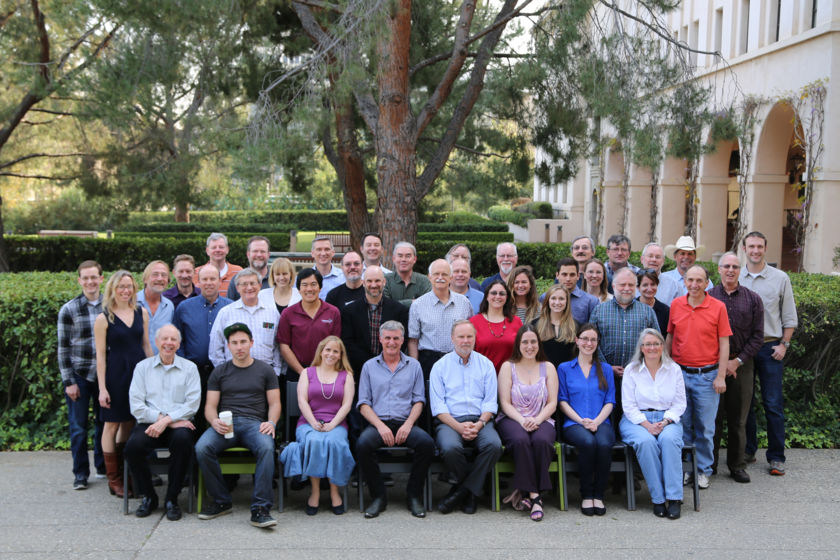 Mars Exploration Rover Science Team Meeting, Caltech, 2015