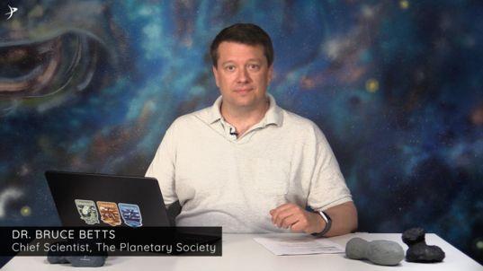 Bruce Betts' Astronomy 101 Class