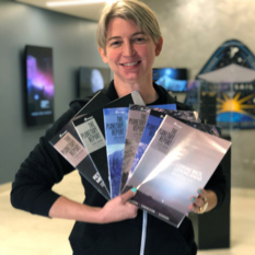 Emily Lakdawalla, Editor of The Planetary Report