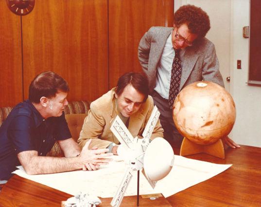 The Planetary Society Founders