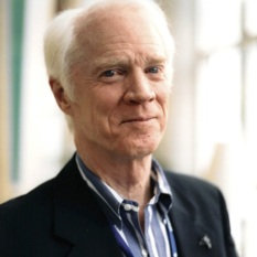 Rusty Schweickart Head Shot