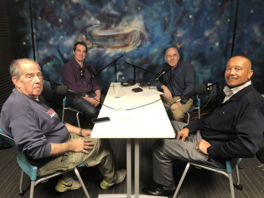 Spitzer Guests on Planetary Radio