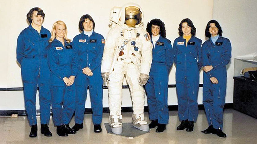 NASA's First Class of Women Astronauts
