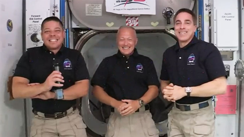 Two New Expedition 63 Crew Members