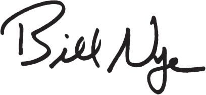 Bill Nye, CEO The Planetary Society