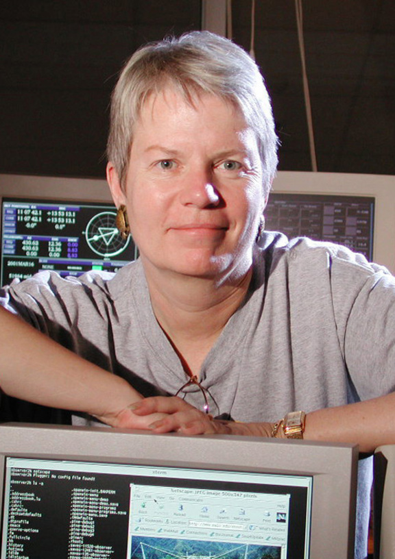 Jill Tarter head shot