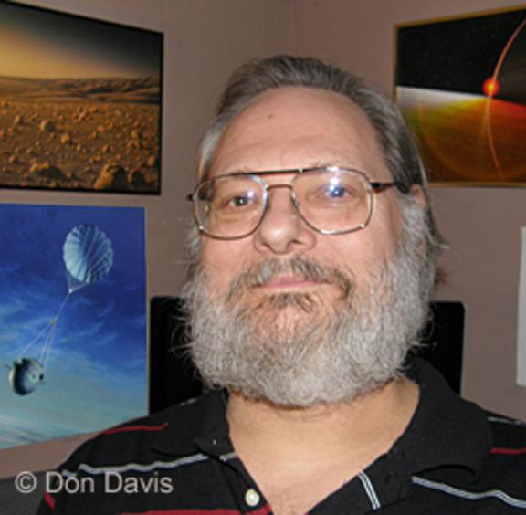 Don Davis head shot