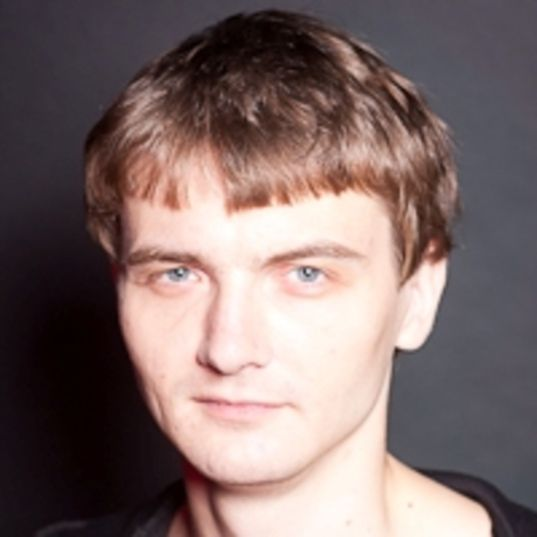 Egorov Vitaliy head shot