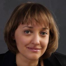 Anya Portyankina head shot