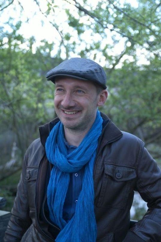 Christophe Pellier head shot