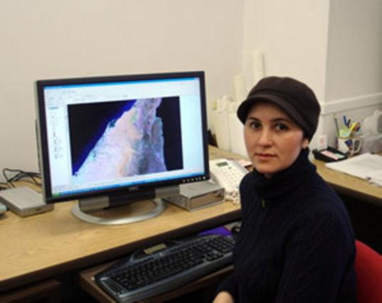 Eman Ghoneim head shot