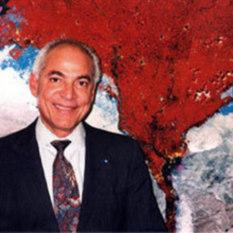 Farouk El-Baz head shot
