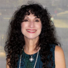 Diane Ackerman head shot