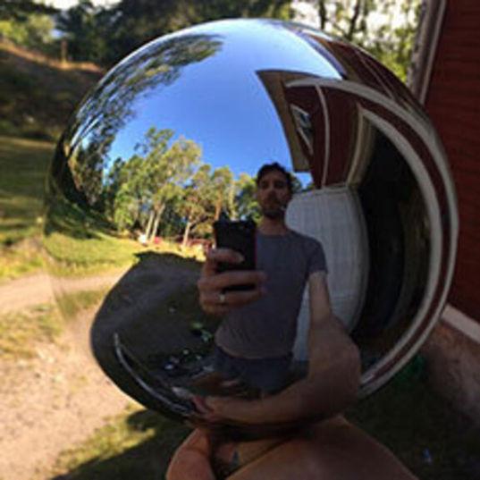 Mattias Malmer head shot