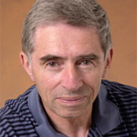 Viktor Kerzhanovich head shot