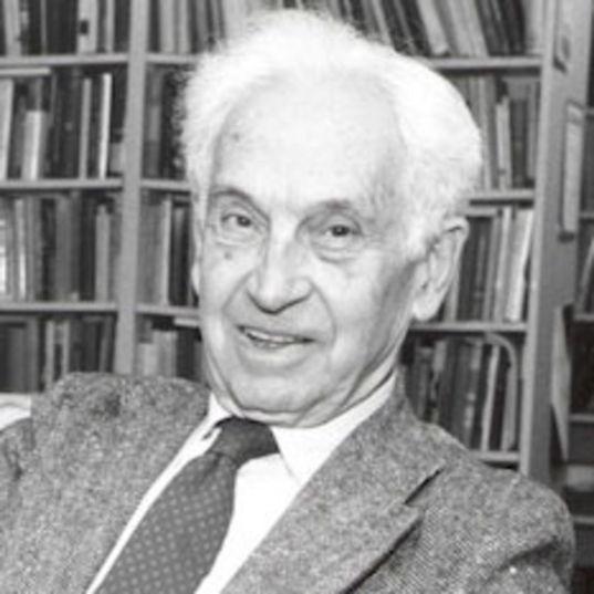Ernst Mayr head shot