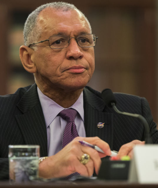 NASA Administrator Charles Bolden head shot