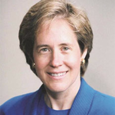 Ann Florini head shot